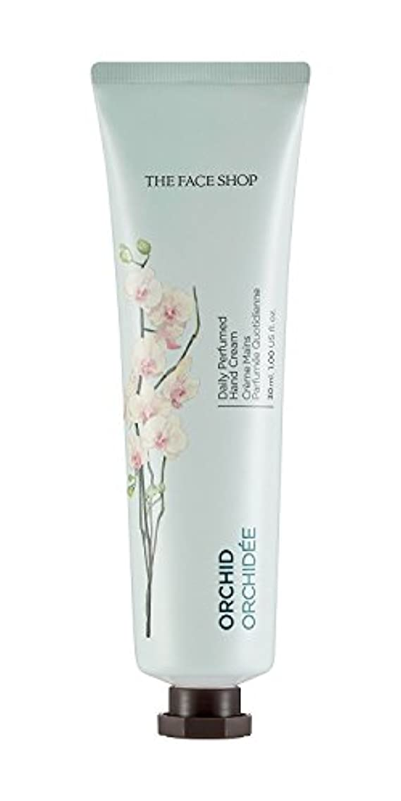 エスカレート蒸気以上[1+1] THE FACE SHOP Daily Perfume Hand Cream [09. Orchid] ザフェイスショップ デイリーパフュームハンドクリーム [09.オーキッド] [new] [並行輸入品]