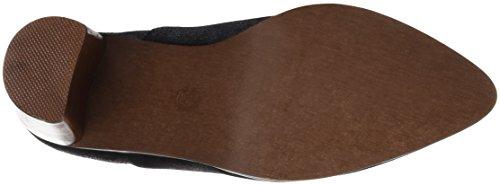 Laufsteg München Hw161004, Zapatillas de Estar por Casa para Mujer Negro - negro