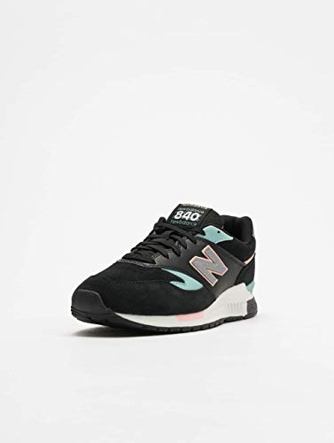 Mix New Trainers 90's Balance Negro 840 Hombre wIxgqA4rI