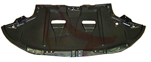 Prema engine compartment cover lower front part without foam insert:
