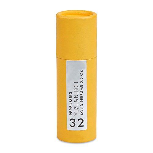 Perfumies Yuzu & Neroli Solid Perfume Stick No. 32 (Stick Solid Perfume)