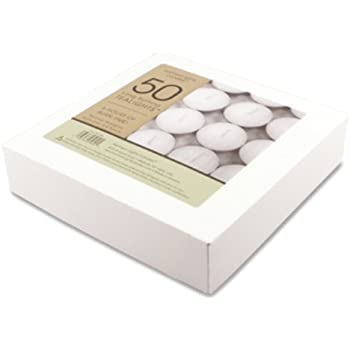 Northern Lights Candles 75-pc. 6 Hour Long-Burning Tealights