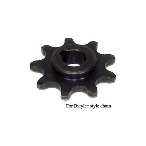 - 9 Tooth 11mm Bore Sprocket for 1/2