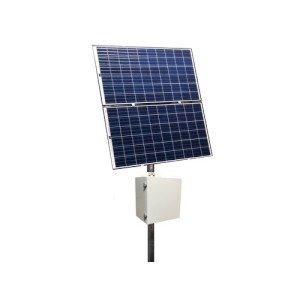 Tycon RPSTL48-100-500 100W Continuous Solar Remote Power System with 48V Battery & 20A by Tycon
