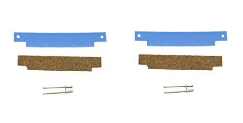 - Maytag Dryer Bearing Slide Replacement Kit (Set of 2) - Whirlpool Part # 306508