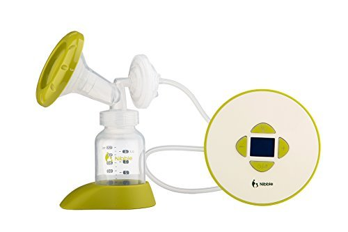 Single Electric Breast Pump BPA Free Comfortable Pumping Mil