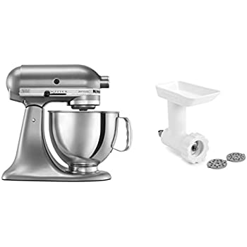 Amazon Com Kitchenaid Ksm150gbqcu Artisan Tilt Head Stand