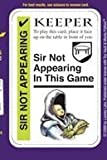 Fluxx Monty Python Sir Not-Appearing Promo Card