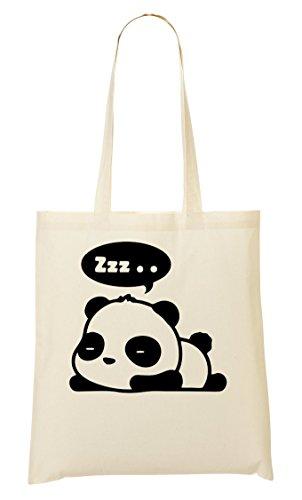 Zzzz Fourre Sac À Tout Panda Provisions Funny Sac Sleepy 5wYnqZHOn