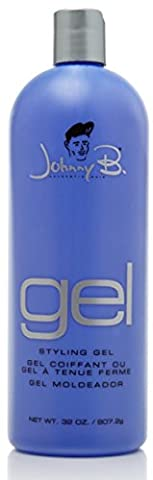 Johnny B- Super Hold Gel - 32oz