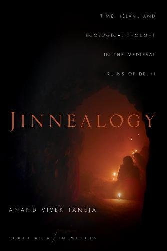 Jinnealogy: Time; Islam; and Ecological Thought in the Medieval Ruins of Delhi (South Asia in Motion)