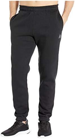 ボトムス カジュアルパンツ Training Essentials Fleece Closed Cuff P Black メンズ [並行輸入品]