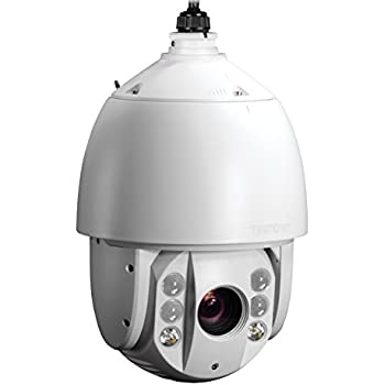Amazon Com Trendnet Indoor Outdoor Speed Dome Poe Ip