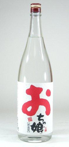 老松酒造 紅芋焼酎 おちゃ娘(おちゃめ) 芋焼酎 25度 1800ml
