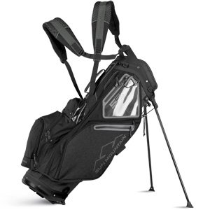 Sun Mountain 2018 5.5 LS Stand/Carry Golf Bag - Black