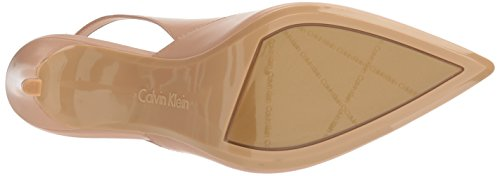 d7107146743 Calvin Klein RIELLE Pointed Toe Slingback PUMPS 543 Desert Sand 8 US   38  EU. About this product. Picture 1 of 8  Picture 2 of 8  Picture 3 of 8   Picture 4 ...