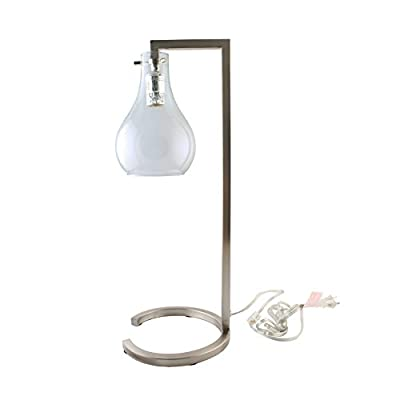 IDS Home Modern Simple Designs UL Listed Table Desk Lamp Lighting For Bedroom, Dorm, Living Room, Cafe Shop