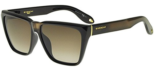Givenchy 7002/S R99 Metallized Brown 7002/S Square Sunglasses Lens Category 3 ()