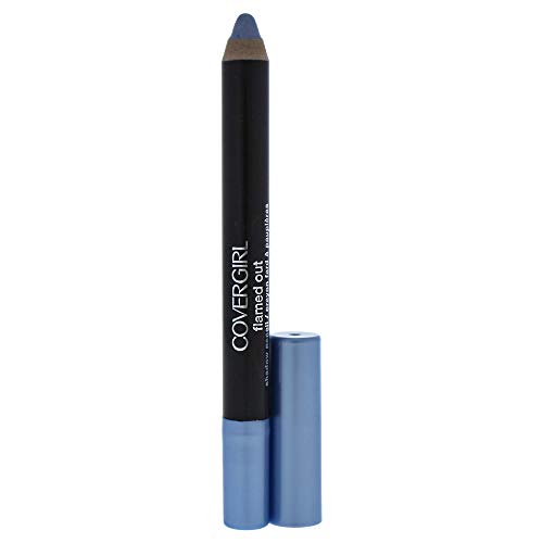 COVERGIRL Flamed Out Shadow Pencil Ice Flame 345, .08 oz, Old Version (packaging may vary)