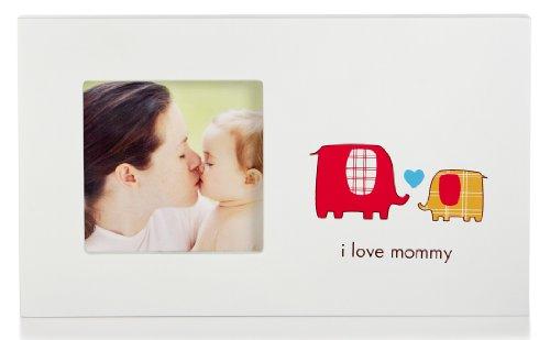 Amazon.com : Pearhead Photo Frame, I Love Mommy : Baby Keepsake ...
