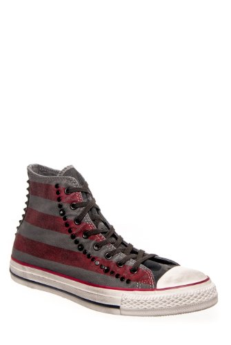 Converse All Star CT Hi SPECIAL EDITION Studs AMERICAN FLAG sneakers SHOES (8men-10women)