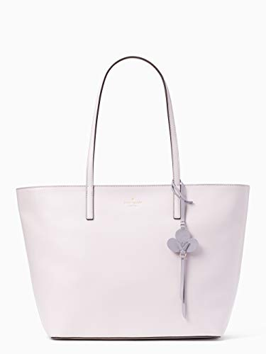 Kate Spade New York Tote Purse Kelsey With Flower Dangle Charm (Peony Blush) ()