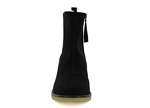 Comfortable London Boot Ankle Ladies Weight 7 Warm Hotsoles UK Light Fur Size ExwyTq4a