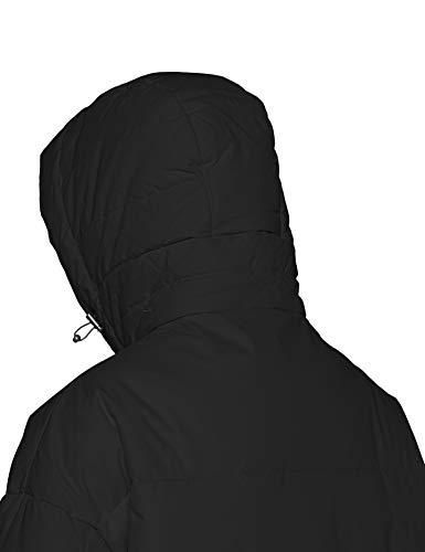 para Mujer Jktalaska Negro Black Schott Chaqueta NYC qw7UHU