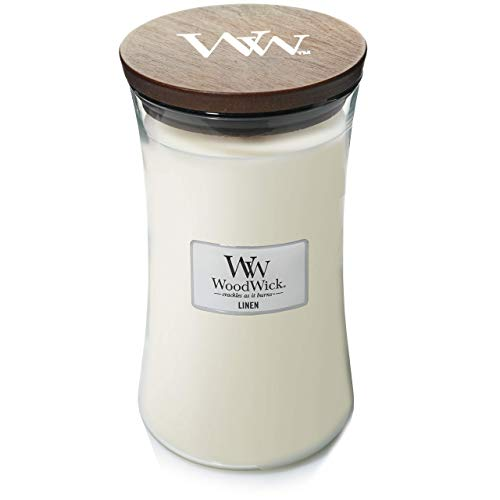 Price comparison product image WoodWick White Tea and Jasmine Candle