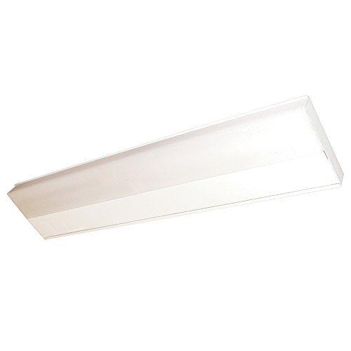Maxim Lighting 87805WT One Light Glass Undercabinet Strip, White by Maxim Lighting ()