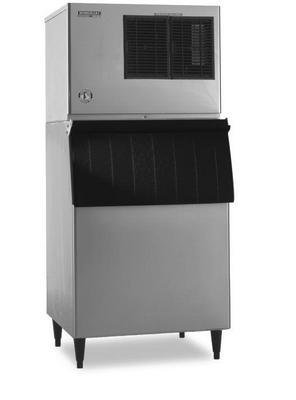Low-Profile Modular Crescent Cuber - Hoshizaki KML-451MAH Ice Maker, Nordon - Crescent Profile Machine Ice