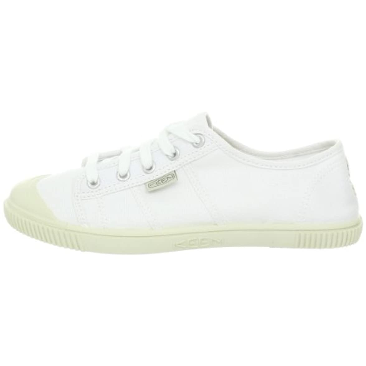 Keen Maderas Lace Sneaker Donna Bianco