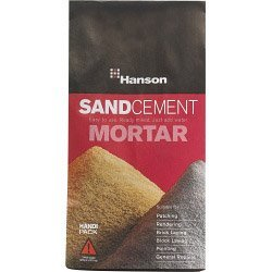 Sand & Cement Handi Pack Mortar by Hanson -