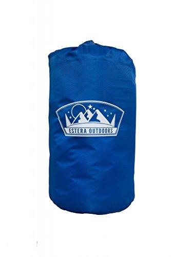 Estera Outdoors Lightweight Self Inflating Air Mattress