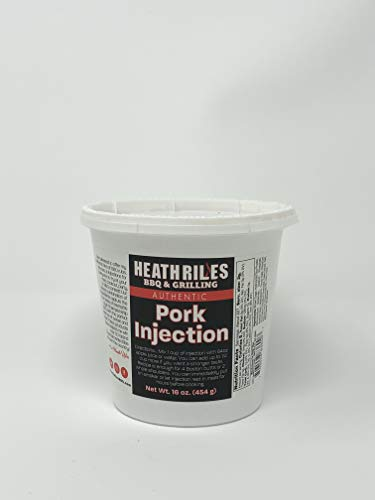 Heath Riles BBQ Pork Injection