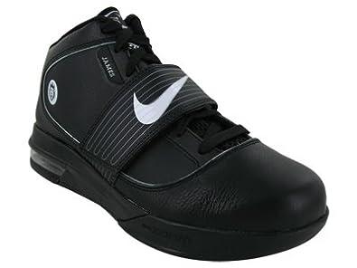 the latest 86c61 b8135 Nike Zoom Soldier IV Mens Basketball Shoe (11, BlackWhite)
