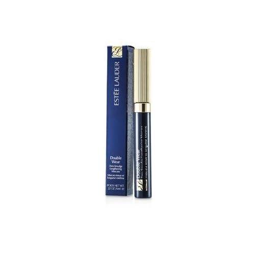 Estee Lauder - Double Wear Zero Smudge Lengthening Mascara - # 01 Black -6ml/0.24oz