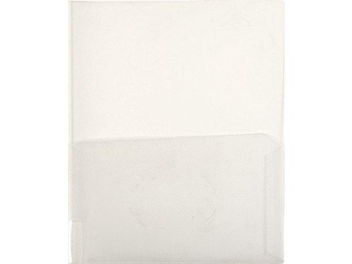 - Lion Clear-Line 2-Pocket Plastic Folder, Clear, Pack of 4 (91120-CR-4P)