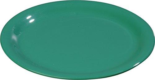 Carlisle 3301809 Sierrus Pie Plate - Wide Rim 6-1/2'' - Meadow Green (48 PER ()