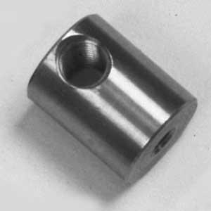 Rotor Feed Nut for Accu-Turn Brake Lathe | Fine Thread | Replacement Accu Turn Brake Lathe