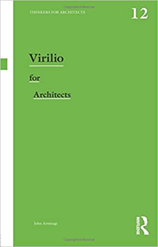 Book Virilio for Architects (Thinkers for Architects)