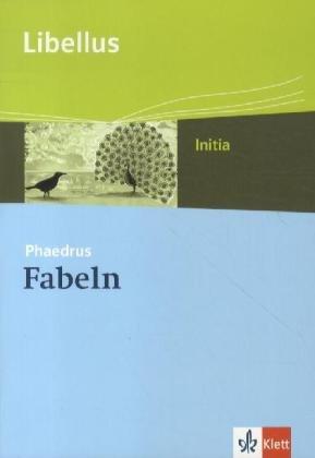 Phädrus: Fabeln (Libellus - Initia)