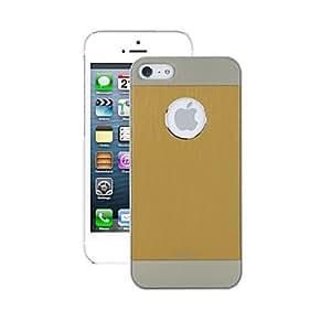 iPhone 5S Case, WKell WZT63 Aluminium Case for iPhone5/5s,Gold