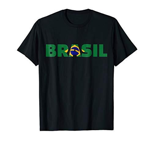 Brasil flag T-Shirt ()