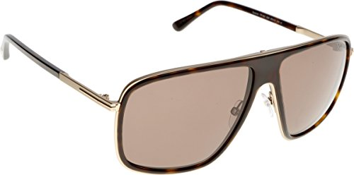 Tom Ford Sonnenbrille (FT0463) 52K: Dark tortoise