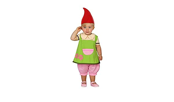 DISBACANAL Disfraz de Duende para bebé - -, 6-12 Meses: Amazon.es ...