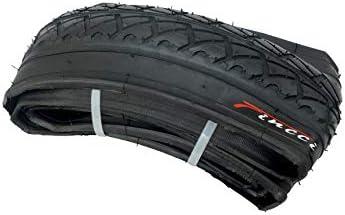 2 x Fincci MTB Mountain Hybrid Bike Bicycle Offroad Foldable Tyre 26 x 2.25