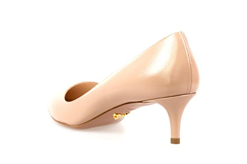 Leather Prada Saffiano Pumps Heels Women's 1I092F pnHBx0n