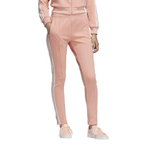 Adidas SST Pink Womens Track Pants | Track pants women