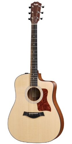 electric acoustic guitar taylor - 9